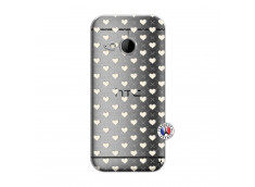 Coque HTC ONE Mini M8 Little Hearts