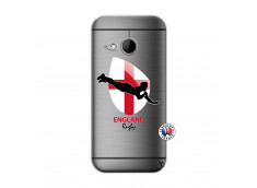 Coque HTC ONE Mini M8 Coupe du Monde Rugby-England