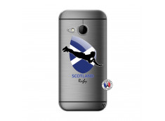 Coque HTC ONE Mini M8 Coupe du Monde Rugby-Scotland