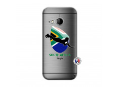 Coque HTC ONE Mini M8 Coupe du Monde Rugby-South Africa