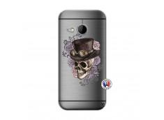 Coque HTC ONE Mini M8 Dandy Skull