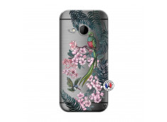 Coque HTC ONE Mini M8 Flower Birds
