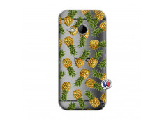 Coque HTC ONE Mini M8 Ananas Tasia