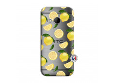 Coque HTC ONE Mini M8 Lemon Incest
