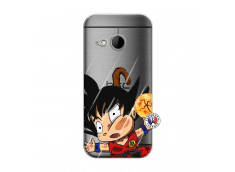 Coque HTC ONE Mini M8 Goku Impact