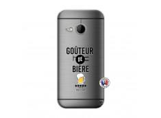 Coque HTC ONE Mini M8 Gouteur De Biere