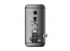 Coque HTC ONE Mini M8 Jack Hookah