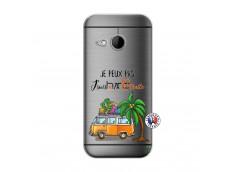 Coque HTC ONE Mini M8 Je Peux Pas Je Suis A La Retraite