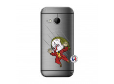 Coque HTC ONE Mini M8 Joker Impact