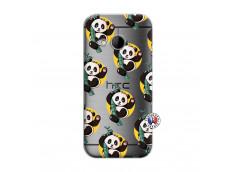 Coque HTC ONE Mini M8 Pandi Panda