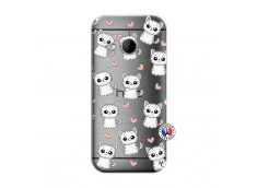 Coque HTC ONE Mini M8 Petits Chats