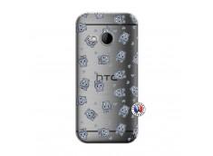 Coque HTC ONE Mini M8 Petits Hippos