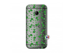 Coque HTC ONE Mini M8 Petits Serpents
