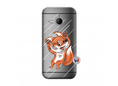 Coque HTC ONE Mini M8 Fox Impact