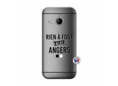 Coque HTC ONE Mini M8 Rien A Foot Allez Angers