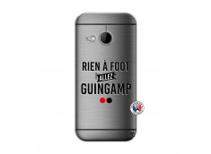 Coque HTC ONE Mini M8 Rien A Foot Allez Guingamp