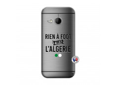 Coque HTC ONE Mini M8 Rien A Foot Allez L Algerie
