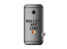 Coque HTC ONE Mini M8 Rien A Foot Allez Lens