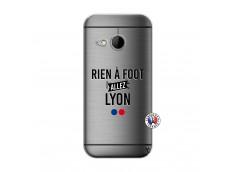 Coque HTC ONE Mini M8 Rien A Foot Allez Lyon