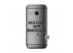Coque HTC ONE Mini M8 Rien A Foot Allez Montpellier