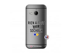 Coque HTC ONE Mini M8 Rien A Foot Allez Sochaux
