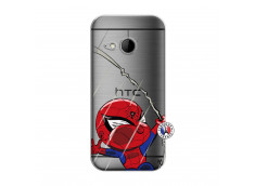 Coque HTC ONE Mini M8 Spider Impact