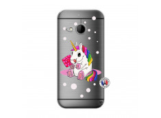 Coque HTC ONE Mini M8 Sweet Baby Licorne
