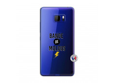 Coque HTC U Play Bandes De Moldus