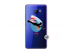 Coque HTC U Play Coupe du Monde Rugby Fidji