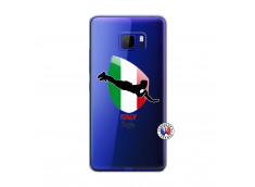 Coque HTC U Play Coupe du Monde Rugby-Italy