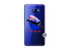 Coque HTC U Play Coupe du Monde Rugby- Nouvelle Zélande