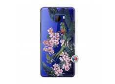 Coque HTC U Play Flower Birds