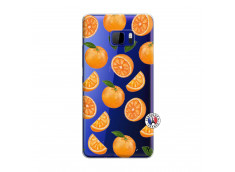 Coque HTC U Play Orange Gina