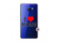Coque HTC U Play I Love Maman