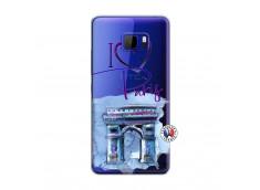 Coque HTC U Play I Love Paris, i love Arc de Triomphe