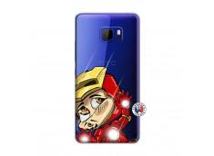Coque HTC U Play Iron Impact