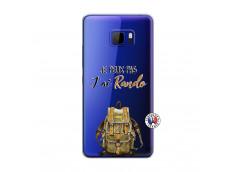 Coque HTC U Play Je Peux Pas J Ai Rando
