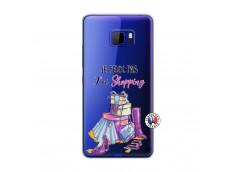 Coque HTC U Play Je Peux Pas J Ai Shopping
