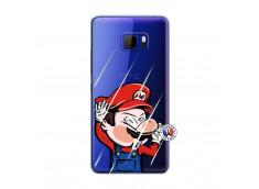 Coque HTC U Play Mario Impact