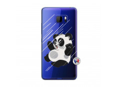 Coque HTC U Play Panda Impact