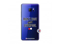 Coque HTC U Play Rien A Foot Allez Liverpool