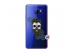 Coque HTC U Play Skull Hipster