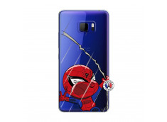 Coque HTC U Play Spider Impact