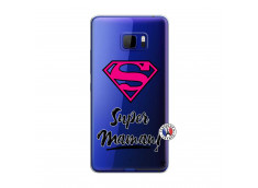 Coque HTC U Play Super Maman