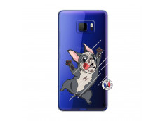 Coque HTC U Ultra Dog Impact