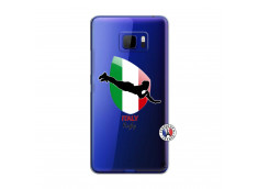 Coque HTC U Ultra Coupe du Monde Rugby-Italy