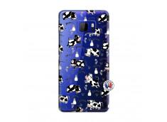 Coque HTC U Ultra Cow Pattern