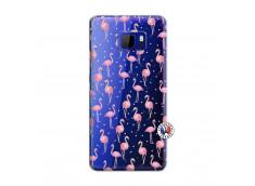 Coque HTC U Ultra Flamingo