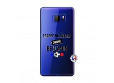 Coque HTC U Ultra Frappe De Batard Comme Benjamin