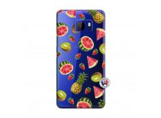 Coque HTC U Ultra Multifruits